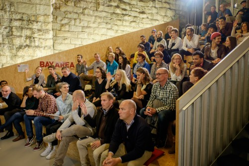 Social Impact Start - Pitching Event @ Impact Hub Zürich