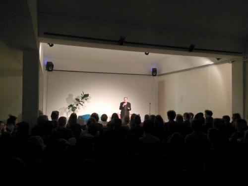 """Christian Nakonz erzählt seine """"Wahre Geschichte"""" im Impact Hub Berlin"""