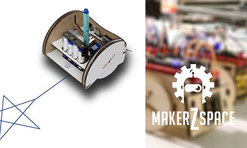 SumoBot Workshop @ makerZspace-Mirobot 2000x800