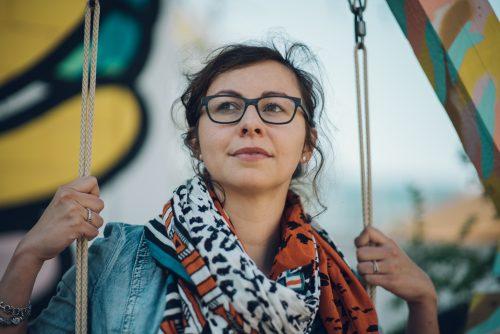 Monika Piessens (photo by Luis Laugga)